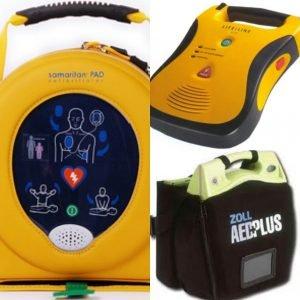 Wij verhuren ook AED's