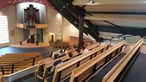 BHV in kerkgebouwen